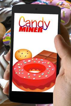 Candy Miner: Avoid Veggies poster