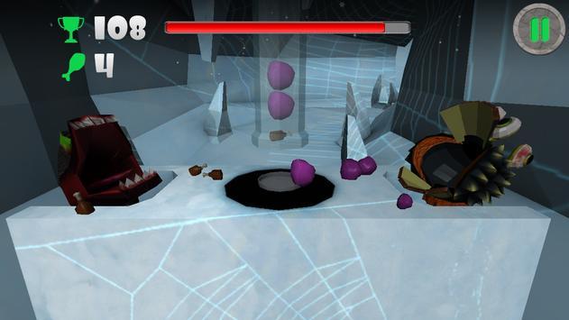 Feed A Creeper 3D apk screenshot