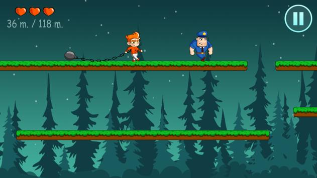 Prison Escape Runner screenshot 2