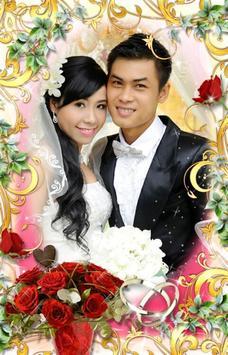 Beautiful Wedding Frames screenshot 4