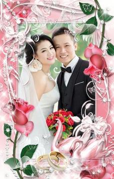 Beautiful Wedding Frames poster