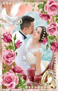 Beautiful Wedding Frames screenshot 1