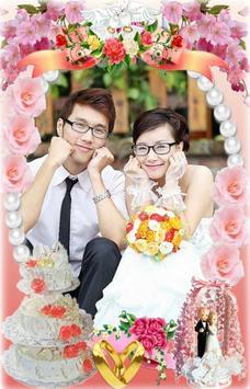 Beautiful Wedding Frames screenshot 3