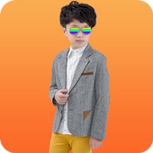 Suit Photo Montage for Kid icon