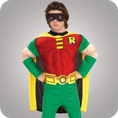 Superhero Photo Montage icon