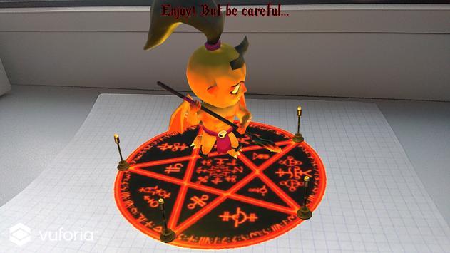 Pocket Devil AR screenshot 2