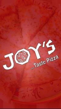 JOYS PIZZA poster