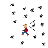 山本さんと蚊 icon