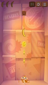 Feed the Monkey- Cut the Rope screenshot 2