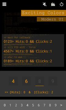 Hits & Clicks (Cows and Bulls) apk screenshot