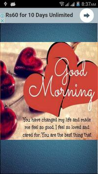 Good Morning Love Images screenshot 4