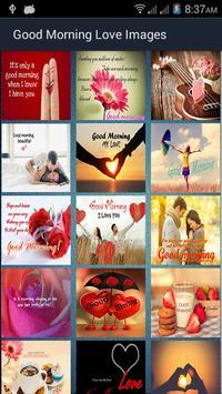 Good Morning Love Images screenshot 1