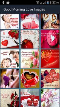 Good Morning Love Images screenshot 2