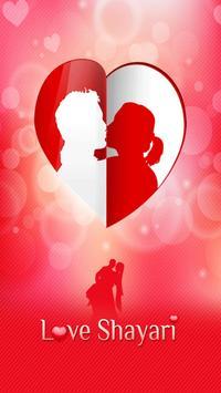 Love Shayari poster