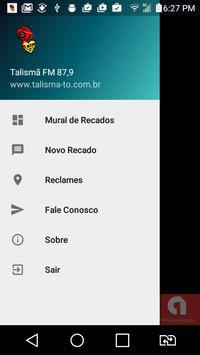 Talismã FM screenshot 1
