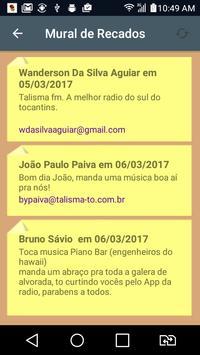 Talismã FM screenshot 2