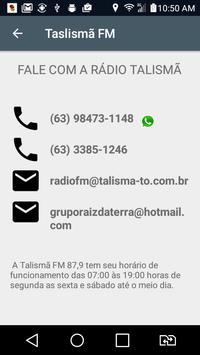 Talismã FM screenshot 5