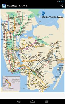 MetroMaps, 100+ subway maps apk screenshot