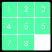 AI to Puzzle 【8puzzle】 icon