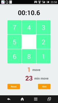 AI to Puzzle 【8puzzle】 screenshot 2
