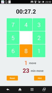 AI to Puzzle 【8puzzle】 screenshot 3