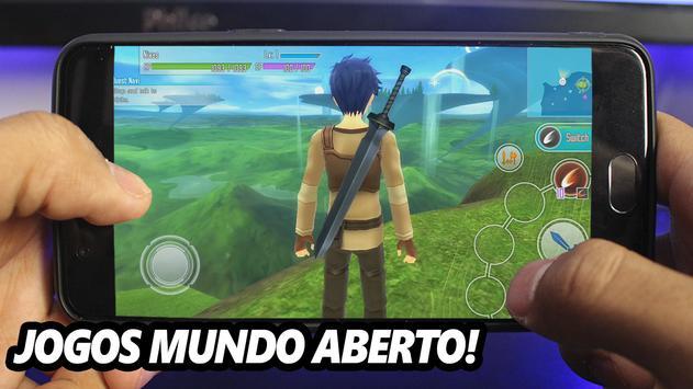 Mundo do Android Games screenshot 3