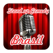 Stand Up comedy  Brasil-icoon