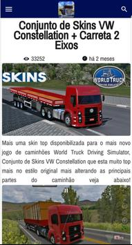Skins World Truck Driving Simulator Wtds Apk App