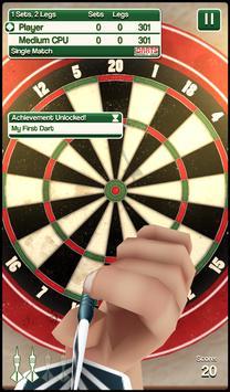 Darts Daily 180 poster