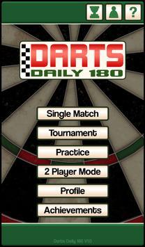 Darts Daily 180 apk screenshot