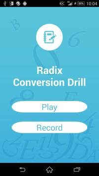 Radix Conversion Drill screenshot 3