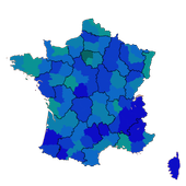 French Departments icon