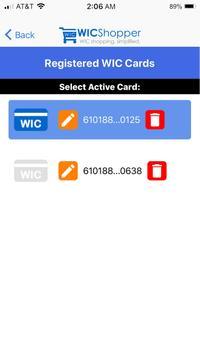 WICShopper apk screenshot