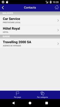 Travelling 2000 apk screenshot