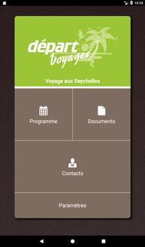 Départ Voyages screenshot 7