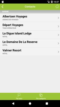 Départ Voyages screenshot 3