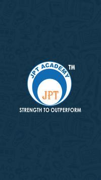 JPT Academy poster