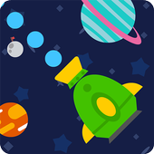Rocket.io Diep - Tank War Free icon