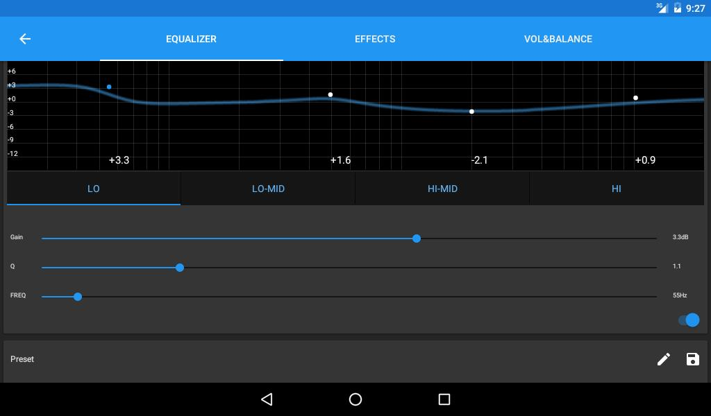 EQ Media Player for Android - APK Download