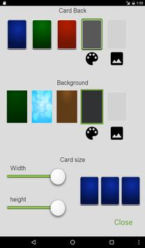 Solitaire(Klondike) apk screenshot