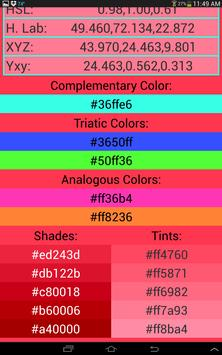 Color Capture & Identifier screenshot 11