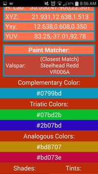 Color Capture & Identifier screenshot 2
