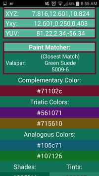 Color Capture & Identifier screenshot 7
