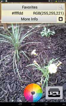 Color Capture & Identifier apk screenshot