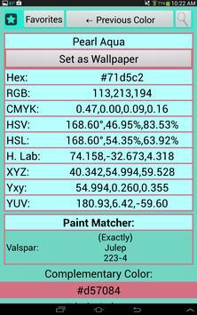 Color Capture & Identifier screenshot 9
