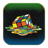 Rubik's Cube Algorithms, Timer icon