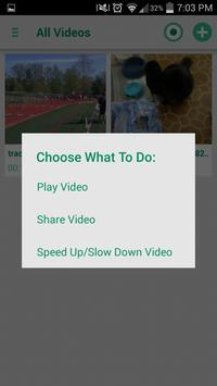 Fast & Slow Motion Video Tool screenshot 3