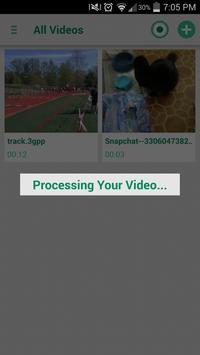 Fast & Slow Motion Video Tool screenshot 4