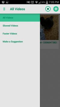 Fast & Slow Motion Video Tool screenshot 5