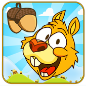 Hungry Squirrel icon